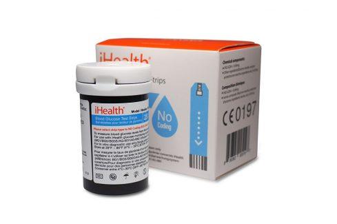 iHealth Testovací proužky IH-EGS2003 pro BG5 iHealth