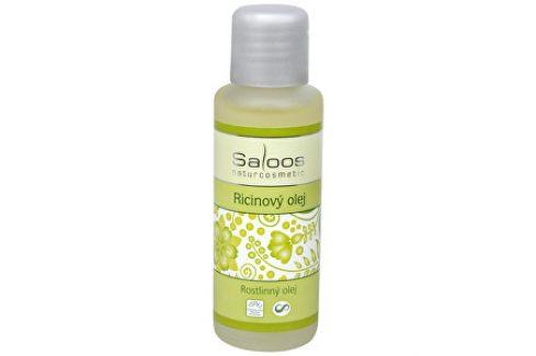 Saloos Ricinový olej lisovaný za studena 125 ml Tělové oleje