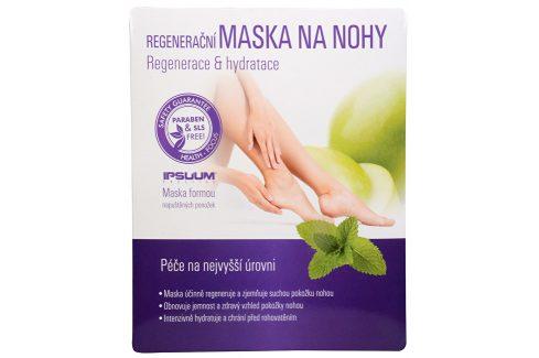 Ipsuum Prestige maska regenerační na nohy 32ml Přípravky pro péči o nohy
