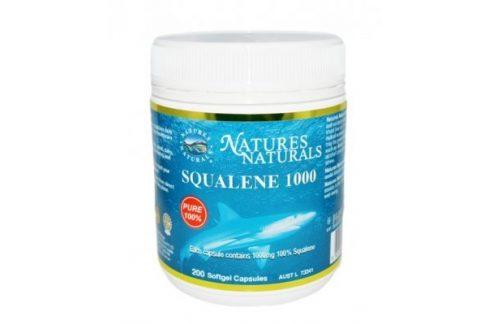 Australian Remedy Squalene 1000 200 kapslí Doplňky stravy