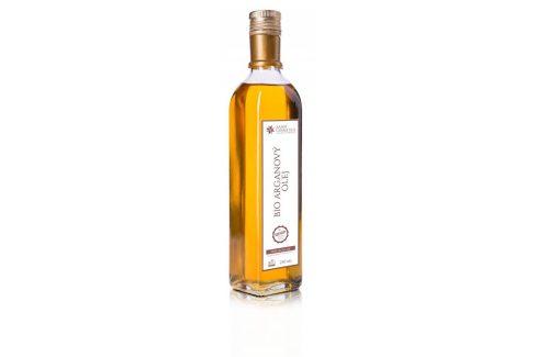 Záhir cosmetics s.r.o. Arganový olej 250 ml Tělové oleje