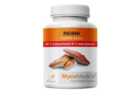 MycoMedica Reishi 90 kapslí Doplňky stravy