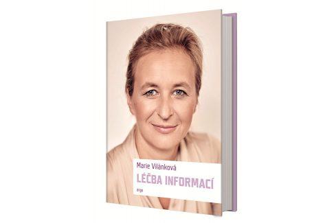 Knihy Léčba informací (Marie Vilánková) Knihy o zdraví