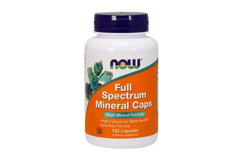 NOW Full Spectrum Mineral 120 kapslí Vitamíny a minerály