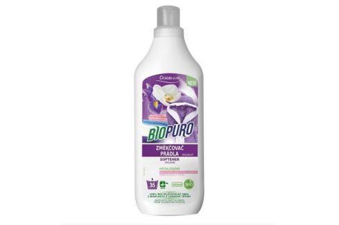 Biopuro BIOPURO organická aviváž a změkčovač prádla (35 praní) 1 l Aviváže na praní