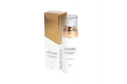 Venira VENIRA sérum s BIO kyselinou hyaluronovou a vitamínem C 30 ml Pleťová séra a emulze