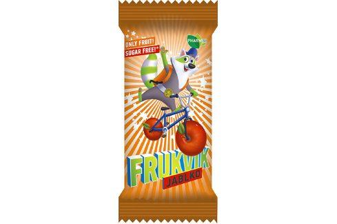 FRUKVIK Frukvik jablko Dětské sušenky