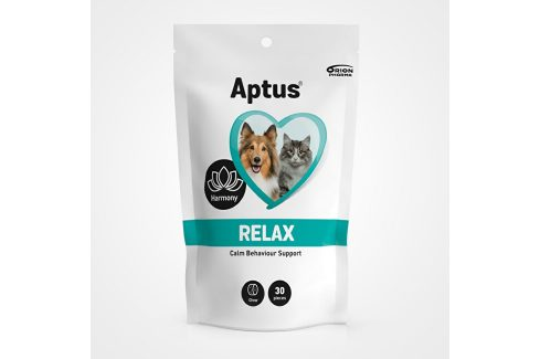 Orion Pharma Aptus relax vet 30 kusů Lékárenský sortiment