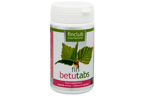 Finclub Fin Betutabs 110 tbl. Doplňky stravy