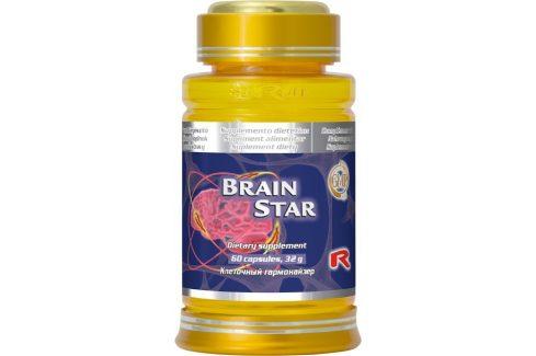 STARLIFE BRAIN STAR 60 kapslí Doplňky stravy