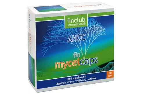 Finclub Fin Mycelcaps 80 kapslí Doplňky stravy