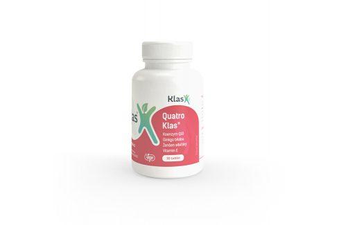 Klas Quatro Klas 30 tbl. Doplňky stravy