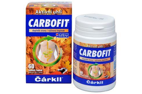 Dacom Pharma Carbofit 60 tabl. Doplňky stravy