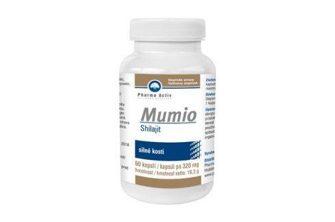Pharma Activ Mumio 60 kapslí Doplňky stravy