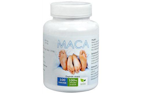 Natural Medicaments Maca 100 tob. Doplňky stravy