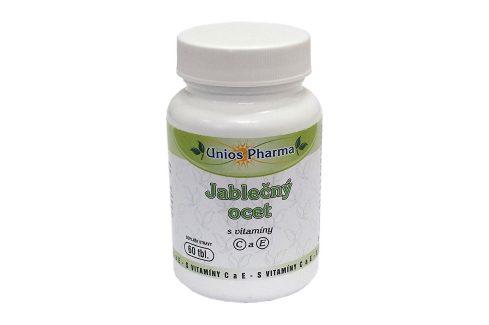 Unios Pharma Jablečný ocet s vitamíny C a E 60 tbl. Vitamíny a minerály