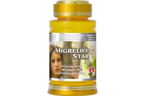Starlife MIGRELIFE STAR 60 kapslí Doplňky stravy