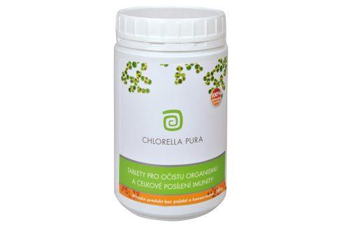 Chlorella Centrum Chlorella Pura 500 g Doplňky stravy