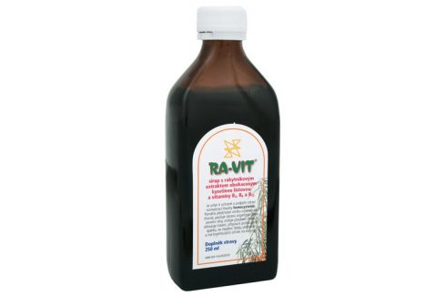 Biomedica Ra-vit rakytníkový sirup 250 ml Doplňky stravy