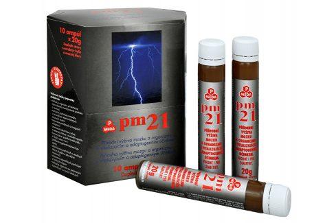 Purus Meda PM 21 - pitné ampule 10x20 g Doplňky stravy