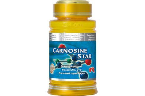 Starlife CARNOSINE STAR 60 kapslí Doplňky stravy