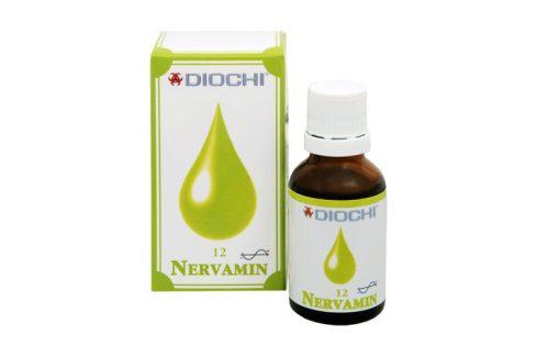 Diochi Nervamin kapky 23 ml Doplňky stravy