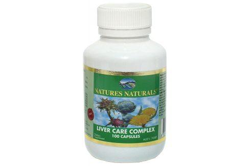Australian Remedy Liver Care Complex - výtažek z bylin 100 kapslí Doplňky stravy