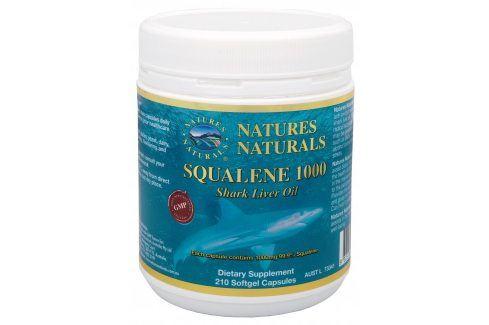 Australian Remedy Squalene 1000 210 kapslí Doplňky stravy