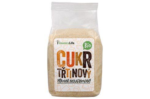 Country Life Bio Cukr třtinový 500 g Cukr