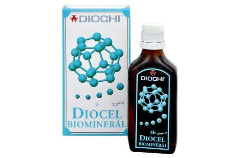 Diochi Diocel Biominerál kapky 50 ml Vitamíny a minerály