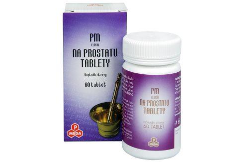 PM Elixír na prostatu 60 tablet Vitamíny a minerály
