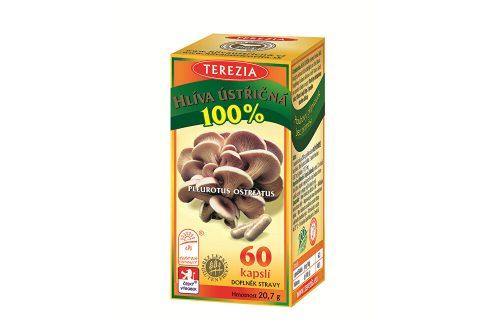 Terezia Company Hlíva ústřičná 50 kapslí + 10 kapslí ZDARMA Doplňky stravy