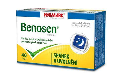 Walmark Benosen 40 tbl. Vitamíny a minerály