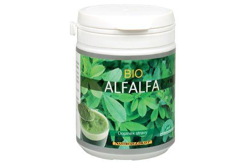 Blue Step Bio Alfalfa 80 g Doplňky stravy