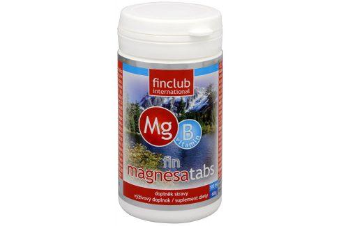 Finclub Fin Magnesatabs 100 tbl. Vitamíny a minerály