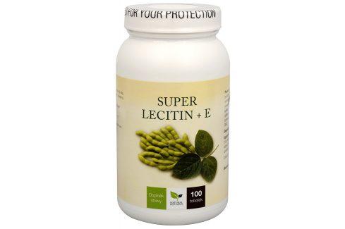 Natural Medicaments Super Lecitin + E 100 tob. Vitamíny a minerály