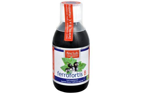 Finclub Ferrofortis B - železo v