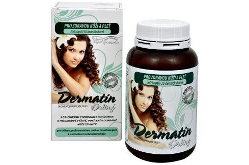 Orling Dermatin 360 kapslí Doplňky stravy