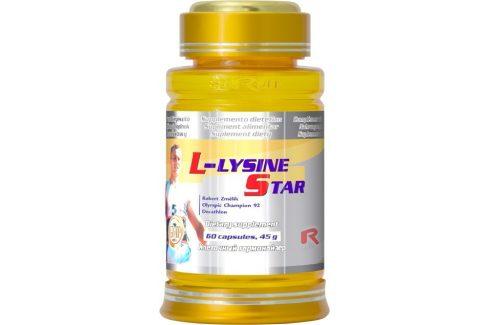 STARLIFE L-LYSINE 500 STAR 60 tablet Doplňky stravy