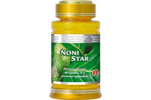 STARLIFE NONI STAR 60 kapslí Doplňky stravy