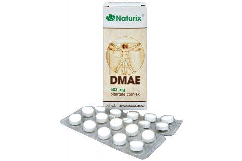 DMAE Bitartate Complex 503 mg 50 tablet Doplňky stravy