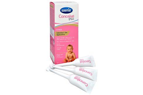Ostatní Conceive Plus - lubrikační gel pro podporu početí s aplikátorem 8x4 g Lubrikační gely