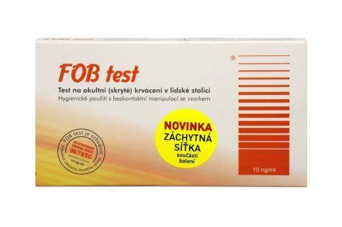 Ivt Imuno FOB test na okultní krvácení v lidské stolici 1 ks Diagnostické testy