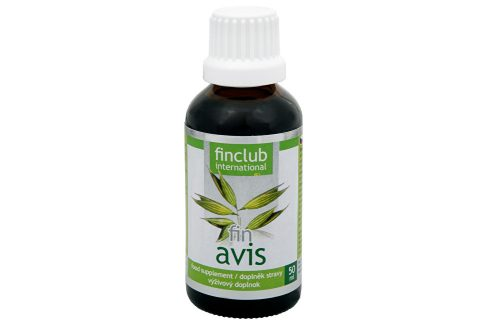 Finclub Fin Avis 50 ml Doplňky stravy