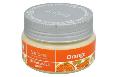 Saloos Bio Kokosová péče - Orange 100 ml Přírodní kosmetika