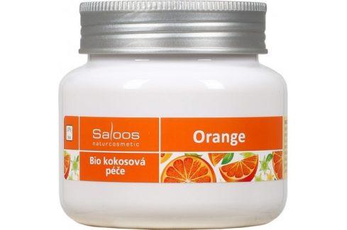 Saloos Bio Kokosová péče - Orange 250 ml Sprchové gely