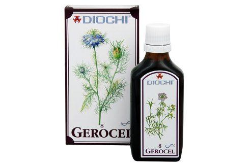 Diochi Gerocel kapky 50 ml Doplňky stravy