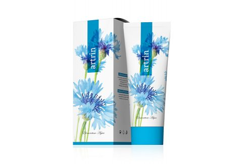 Energy Artrin regenerační krém 50ml Tělové krémy