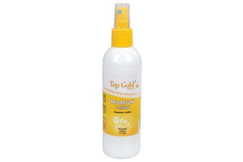 Top Gold Deodorant s arnikou + Tea Tree Oil 150 g Přípravky pro péči o nohy