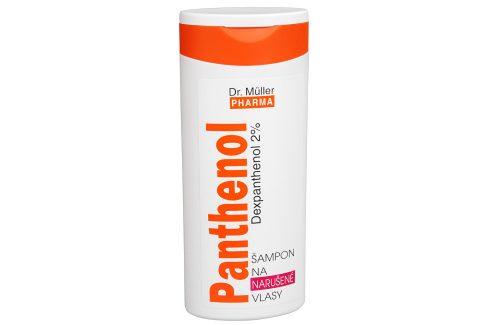 Dr. Muller Panthenol šampon na narušené vlasy 250 ml Šampony
